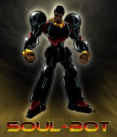 Soul-BOT 2.5 by GraphicBrat