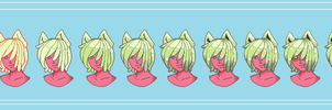 Step by step pixel whut by SelfishBlood