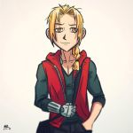 Casual Friday: The Fullmetal Alchemist by AndrewKwan