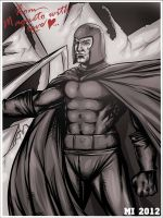 From Magneto With Love by crow110696