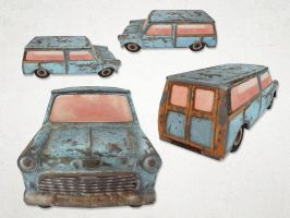 Toy Car 01 by plaggy