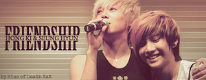 Hong Ki and Seung Hyun by KissOfDeathXxX