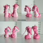 Pinkie Pie Charms by ChibiSilverWings