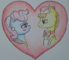 Happy Hearts and Hooves Day! by SherryCherry99