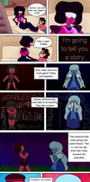 [FANART] How Did Ruby and Sapphire Meet?(OUTDATED) by arnethyst