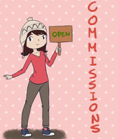 Open! by ForeverMuffin