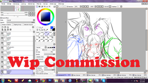Wip Commission by AnimeEmm