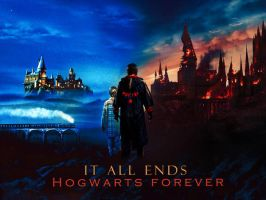 Hogwarts forever by Lennves
