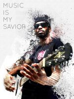music is my savior by raw-truth