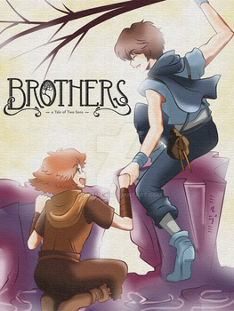 Brothers: A Tale of Two Sons [COMPLETE] by Mildemme