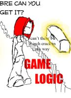 GAMELOGIC 3 by LiliththeSilent