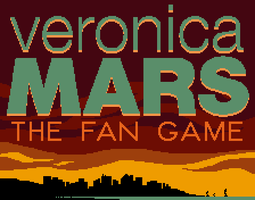 Title Screen - Veronica Mars Fangame by morlockhater
