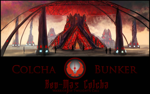 Colcha Bunker Wallpaper by kevmascolcha