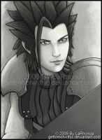 Final Fantasy VII: Zack Fair by MissKingdomVII