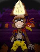 Mad Monster Mansion Halloween by Nintendo-Nut1