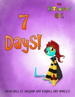 One week to the Patchwork Girl Book! by Hasaniwalker