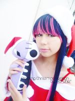 Christmas STOCKING cosplay by xeccentricity