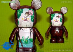 Vinylmation - Haunted Mansion by Mametchi