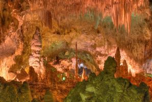 Carlsbad Caverns by honda-vfr