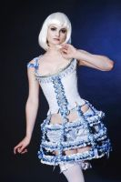 Wonderland Corsets by ArtemisAesthetic