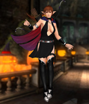 Phase-4(Halloween 2015) Dead or Alive 5 Last Round by XKammyX
