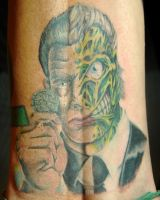 Two Face for Erock by NateTheKnife