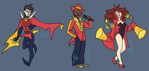 Sorcerer Supremes by oxboxer