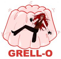 grell-o by KateSkirmish