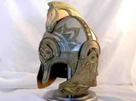 King Theoden's Helmet by aBlindSquirrel
