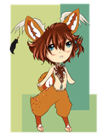 Custom Deer boy for BlueHecate by Naeezadopts