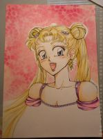 Funky Princess by unconventionalsenshi