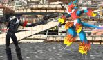 Bleezemon Vs Flamedramon [MMD] by stopmotionOSkun