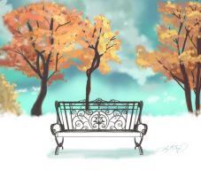 Background Practice by revois