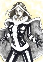 Rogue Quicksketch2 by syr1979