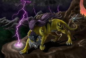 Raikou: Beast of Thunder by Legend13