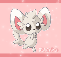Minccino by Miss-Callie-Rose