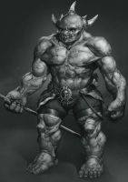Orc by DanDanDanTheMan