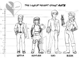 AatR Lineup Height Chart by neilak20