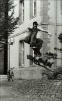 Skate or chill... by Maxetlesmaximonstres
