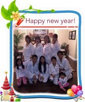 Happy New Year 2015 pic of me and family 2 by Magic-Kristina-KW