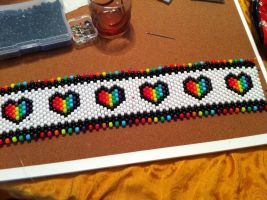 Kandi Belt for Amber's Skirt by Wolffy5683