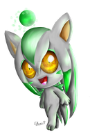 AG: STarlet chao by lifegiving