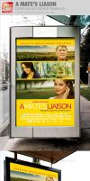 A Mate's Liaison Movie Poster Template by loswl