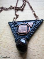VTM Tremere clan pendant by SuvetarsWell