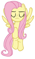 Fluttershy (From Hurricane Fluttershy) by Mr-Rarity