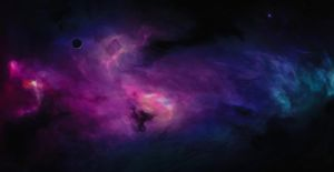 Galaxy template background 1 by GarryJay