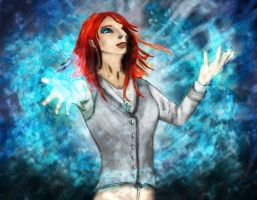 The Heavenly Fire by SeaCat2401