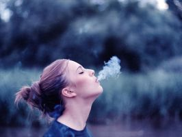 smoke is a cloud of memories by paulinarorat