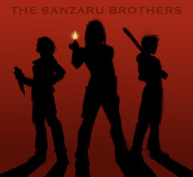 Sanzaru Brothers Cover by Savari07