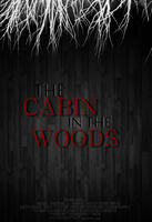 movie poster remake - Cabin In The Woods (2) by Anzelmute